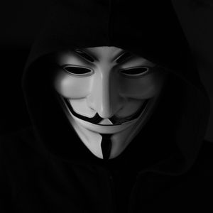 Anonymous Mask | Guy Fawkes Mask | Brand New